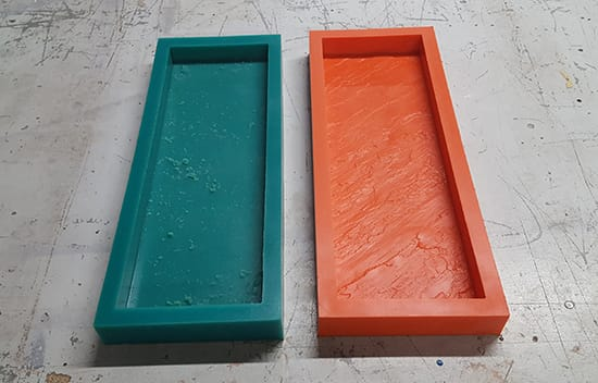 Rubber Mold Design - Block Mold for Pavers